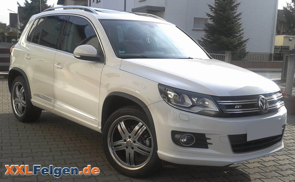 winterfelgen dbv costano 19 zoll f r vw tiguan. Black Bedroom Furniture Sets. Home Design Ideas