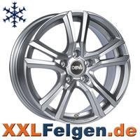 DBV Andorra Felgen mit ABE auch als Kompletträder mit Reifen online