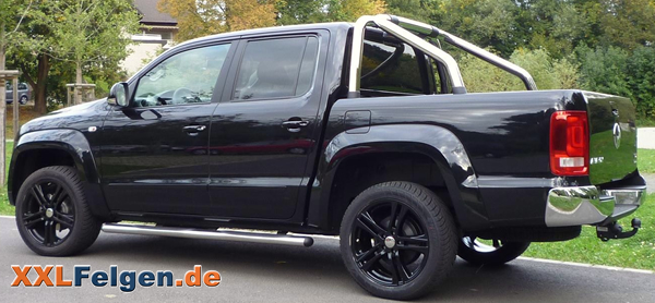 vw amarok dbv mauritius 20 zoll alufelgen. Black Bedroom Furniture Sets. Home Design Ideas