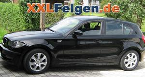 BMW 1er E87 + DBV Lappland 16 Zoll