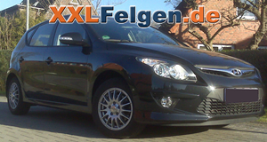 Hyundai i30 + DBV Florida 15 Zoll