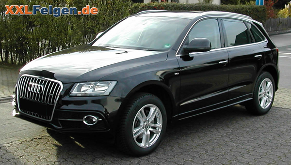 audi q5 quattro winterkomplettr der 18 zoll. Black Bedroom Furniture Sets. Home Design Ideas