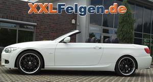BMW 3er E93 + DBV Australia 19 Zoll Felgen