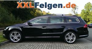 18 Zoll Leichtmetallfelgen DBV Mauritius für den VW Passat