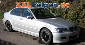 DBV S-Australia 17 Zoll  Tiefbett-Felgen für BMW 3er E46