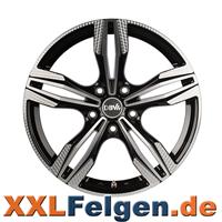 Schwarze DBV Vienna Felgen online