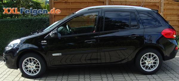 Winterfelge DBV Arizona 15 Zoll für Renault Clio
