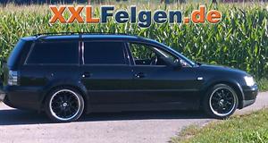 DBV S-Australia 17 Zoll Felgen für den VW Passat 3B