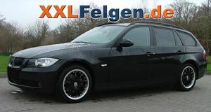 DBV S-Australia 17 Zoll Alufelgen für BMW 3er E91