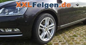 VW Passat B7 Kompletträder