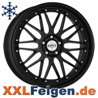Dotz REVVO BLACK EDITION Felgen in 18, 19 und 20 Zoll