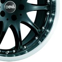 Schwarze DBV Australia Felgen online