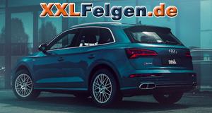 Audi Q5 mit DBV 5KS 003 Felgen online