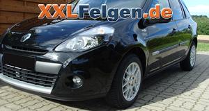 Renault Clio  + DBV Arizona 15 Zoll Felgen