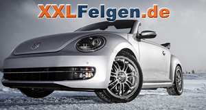 Tuning Winterfelgen Dotz Shift shine für den VW Beetle
