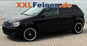 DBV S-Australia VW Polo 9N 1.4... Alufelgen, die passen!