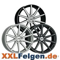 Die AEZ Straight Felgen Collection