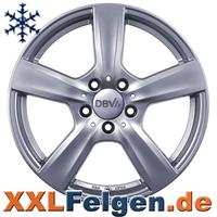 DBV Como Alufelgen - perfekt auch im Winter