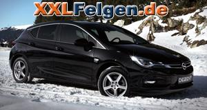Opel Astra und DEZENT TY Felgen