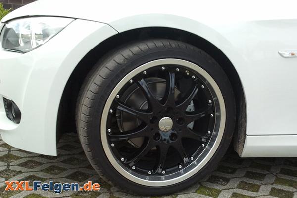 19 Zoll Kompletträder für den BMW E93, 92 und 90