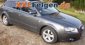 Winterfelgen DBV Torino II für den Audi A4 8E