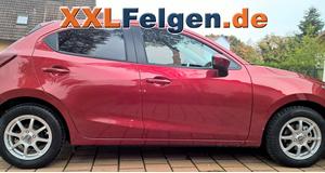 15 Zoll Alufelgen DBV Bali II für den Mazda 2 SkyActiv