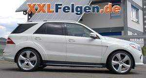 Hofele Reverso II Tuningfelgen für Mercedes ML