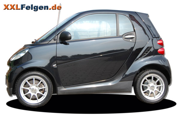 smart fortwo 451 dbv bali 15 zoll smartfelgen. Black Bedroom Furniture Sets. Home Design Ideas