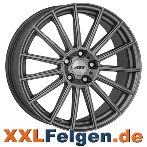 AEZ Steam Felgen in graphite matt von 17 bis 20 Zoll