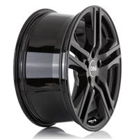 DBV Mauritius in schwarz im Felgen und Reifen im Shop