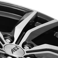AEZ North dark Leichtmetallräder im Detail