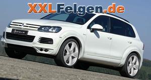 Hofele Reverso II Alufelgen für VW Touareg II