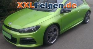 DBV Costano 18 Zoll Winterfelgen für den VW Scirocco