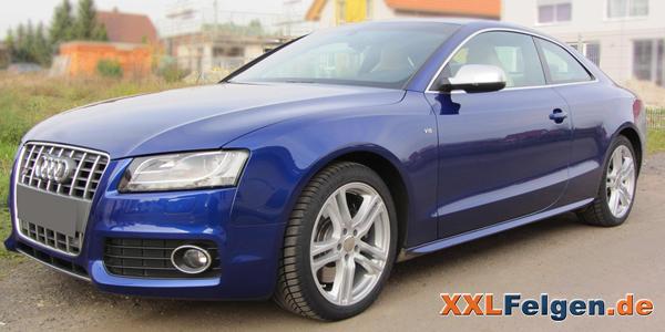 DBV Mauritius Winterfelgen für den Audi S5 B8
