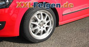 DBV Australia 16 Zoll Alufelgen für VW Polo 6R