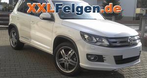 Winterfelgen DBV Costano 19 Zoll für VW Tiguan