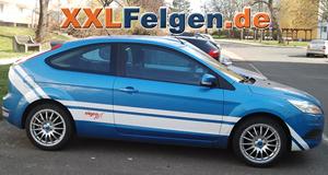 DBV Florida 17 Zoll Felgen für Ford Focus II DA3