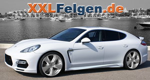 Hofele Reverso II Edel Felgen für Porsche