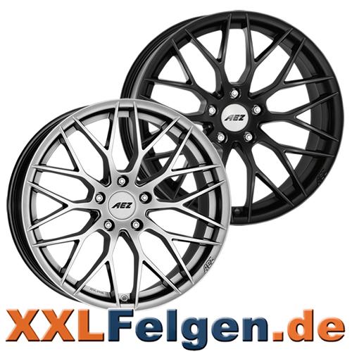 AEZ Antigua Leichtmetallräder in silber oder schwarz
