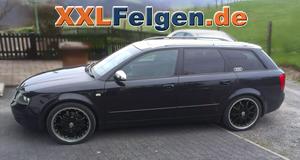 DBV S-Australia 19 Zoll Alufelgen für Audi A4