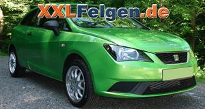 DBV Australia 16 Zoll Alufelgen für Seat Ibiza Typ 6J