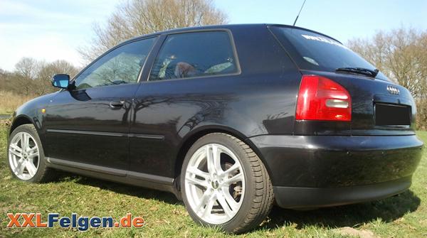 Winterfelgen DBV Mauritius 17 Zoll für den Audi A3