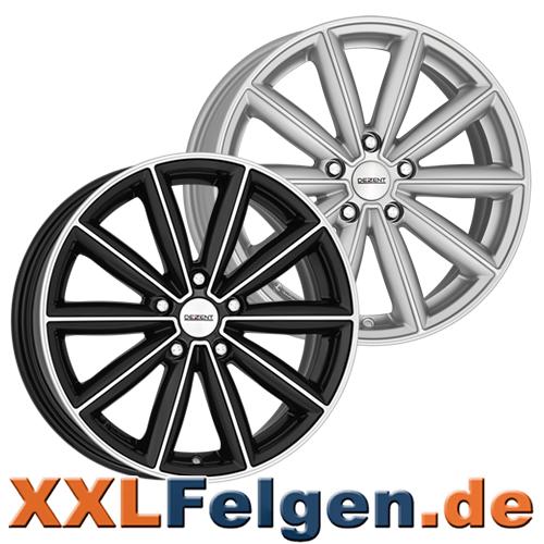 Dezent TM Aluminiumfelgen für den Mini und 2er BMW