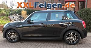 16 Zoll Alufelgen DBV Andorra für den Mini One UKL L