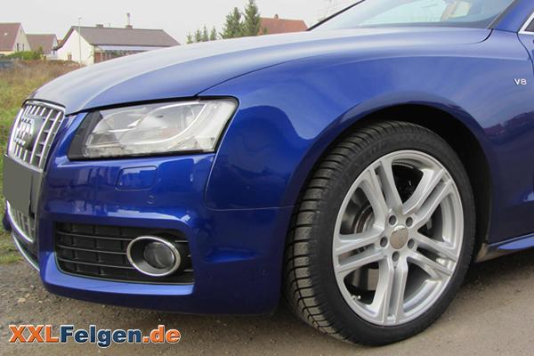 Dunlop Winterreifen und Alufelgen für Ihren Audi