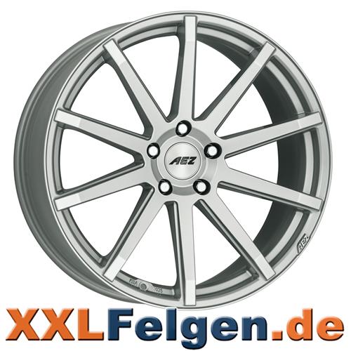 AEZ Straight Shine Alufelgen und Reifen