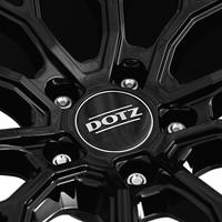 DOTZ SUZUKA BLACK Leichtmetallräder