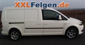 16 Zoll DBV Como Alufelgen für VW Caddy