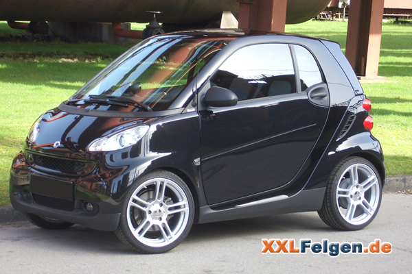 smart fortwo typ 451 dbv smart mauritius 17 zoll. Black Bedroom Furniture Sets. Home Design Ideas