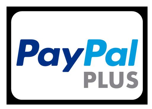 PayPal plus: Lastschrift, Kreditkarte